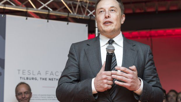 Het past wel op 1 A4'tje: wat je van Elon Musks cv kunt leren
