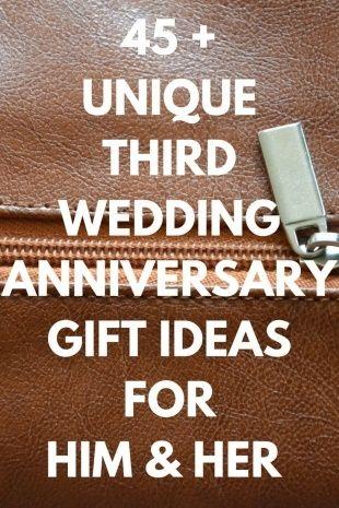 25 Unique 3rd Wedding Anniversary Ideas On Pinterest