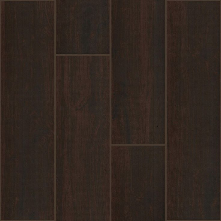 Florim Black Walnut 6 x 24 Wood Look Porcelain Tile | Wood ...