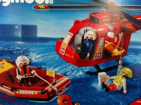 Playmobil pompier fire rescue Feuerwehr  Bomberos