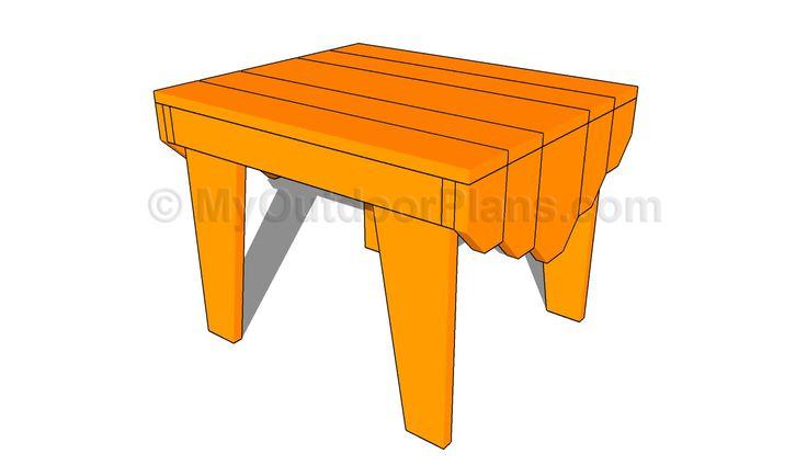Les 27 meilleures images du tableau adirondack chair plans sur pinterest maisonnette en bois - Plan de chaise adirondack gratuit ...