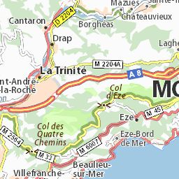 Michelin maps - detailed city maps and world maps - ViaMichelin