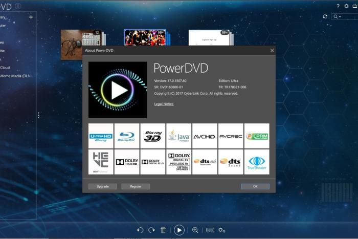 PowerDVD 17 Ultra review: The best way to play Ultra HD Blu-ray movies on your home theater PC