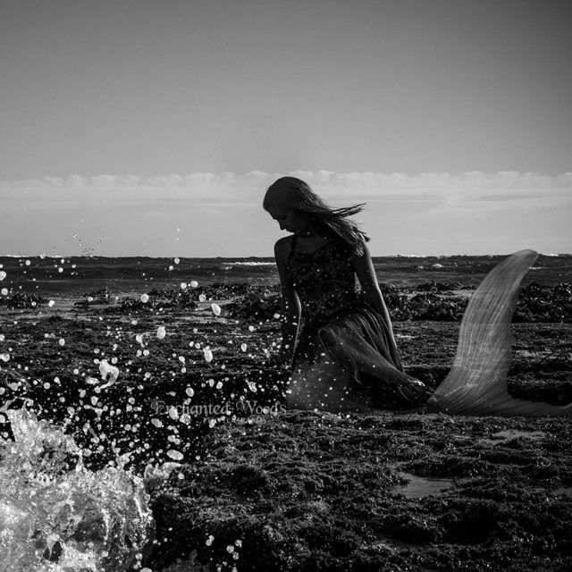 and than I saw a mermaid ... #shipwrecked #shipwreckcoast #southwestcoast #explorer #seafarers #mermaids #sirens #fairytalefantasy #killarneybeach #beach #storm #stories #australia by enchantedwoodsphotogr