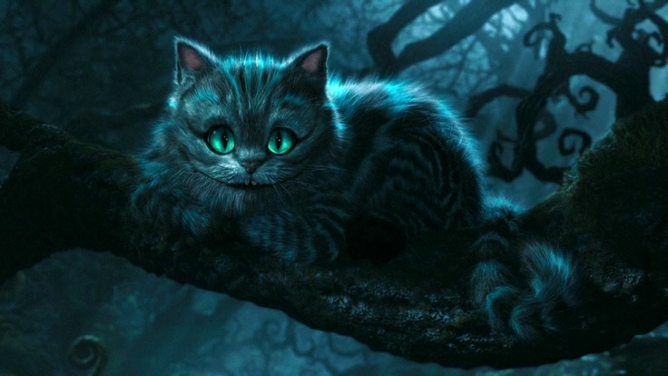 If Tim Burton stayed more true to personality of the original cheshire cat I feel the character would have been much more appealing, never the less, a very cool 3d model.