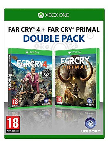 farcry4gamer.com  Far Cry Primal and Far Cry 4: Double Pack - Xbox One   Price:     Two Far Cry games together as a pack, Far Cry 4 & Far Cry PrimalFar Cry 4 Hidden in the towering Himalayas lies Kyrat, a country steeped in tradition and violence. You are Ajay Ghale. Traveling to Kyrat to fulfill your mother's dying wish, you find yourself caught up in a civil war to overthrow the oppressive regime of dictator Pagan Min. Explore and navigate this vast open world, where danger