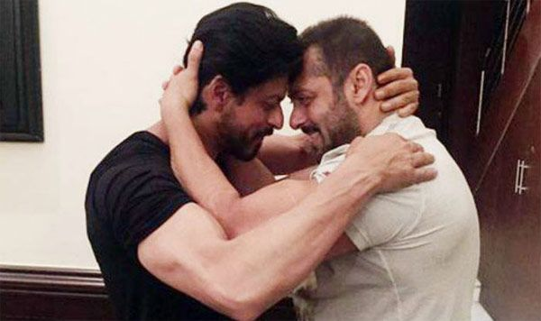 Shah Rukh on doing a film with Salman Khan: You need to have a lot of heartaches and love because we are a little spoilt #FansnStars