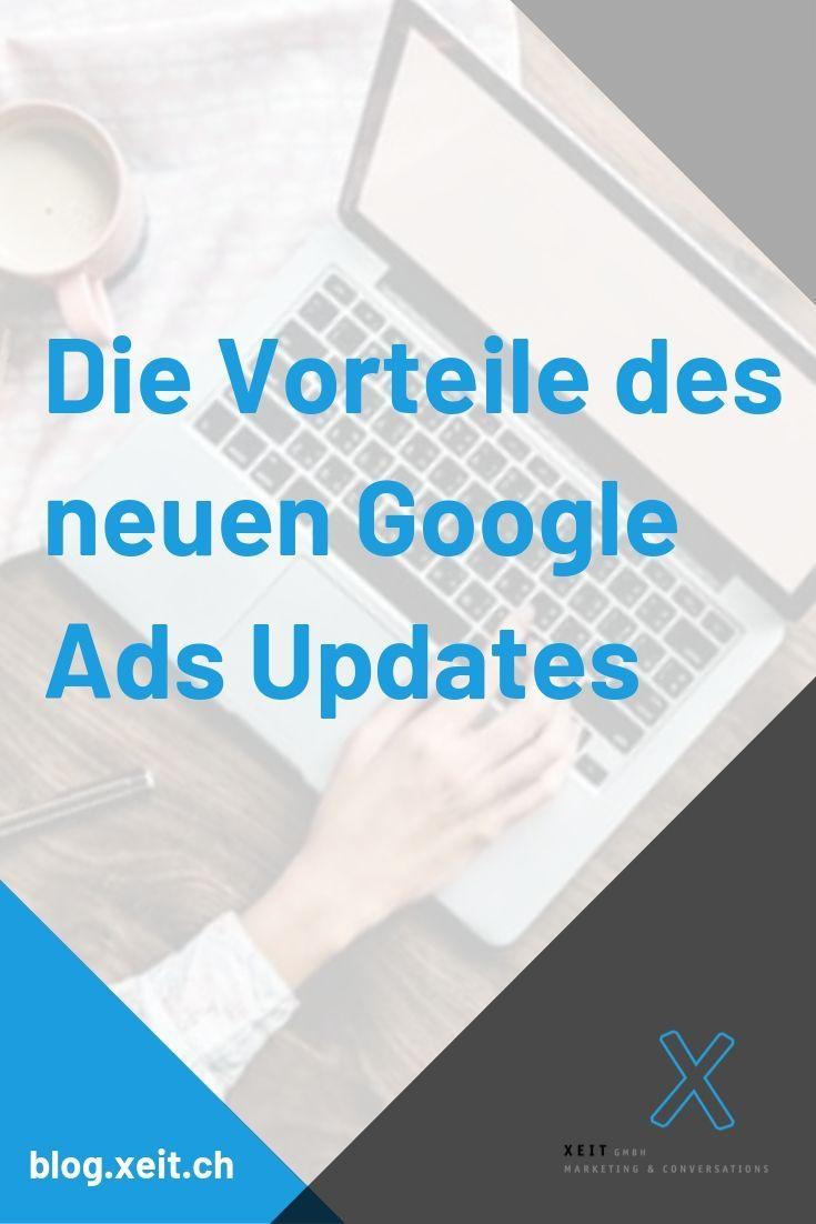 Die Vorteile des neuen Google Ads-Updates