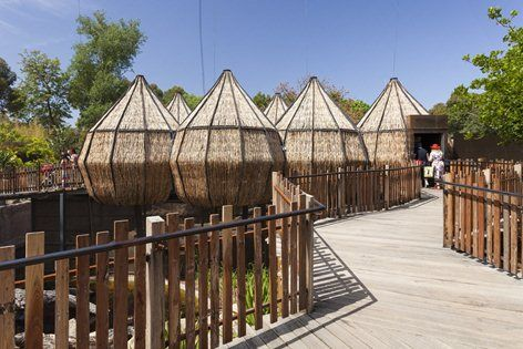 The new Lemur exhibit at the Melbourne Zoo, a project undertaken in collaboration with Urban Initiatives (Landscape Architects) and Arterial Design (Interpretive Designers), is an example of Architecture contributing to the delivery of a...