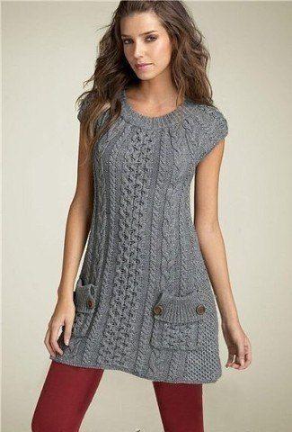 Dress knitting / Life Design