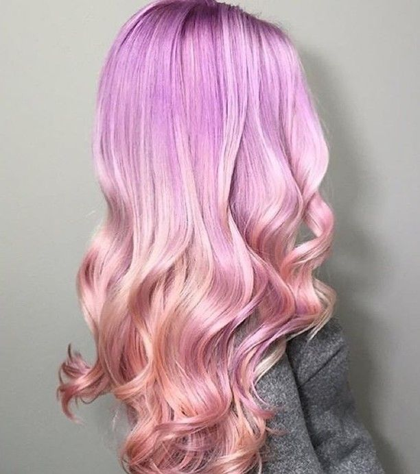 Lavender honey #hairspiration by @nellieduclos