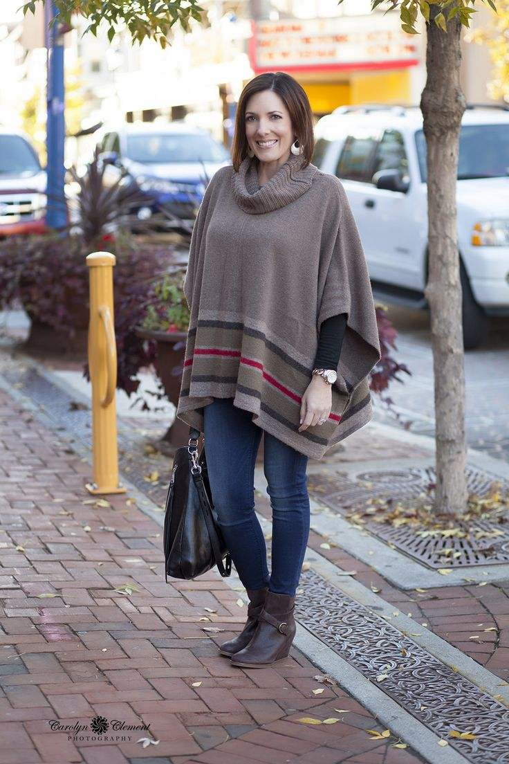 Casual Fall Outfit featuring Johnston & Murphy Ankle Boots for Women