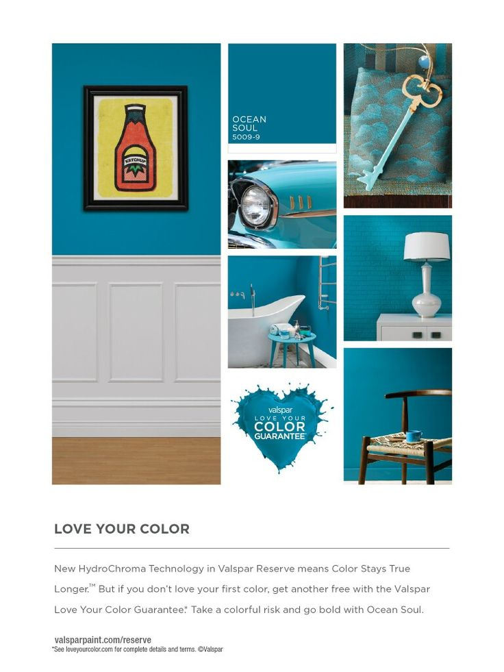 Idee Colore parete sala