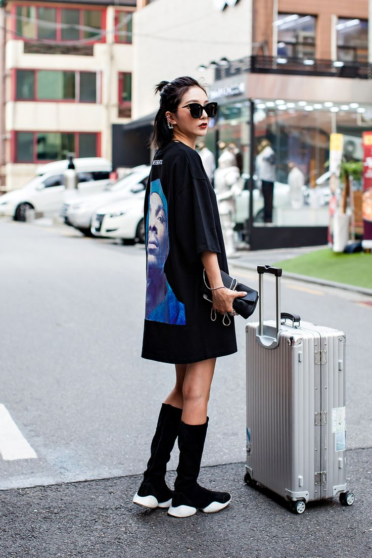Street Style ZORE, Seoul More