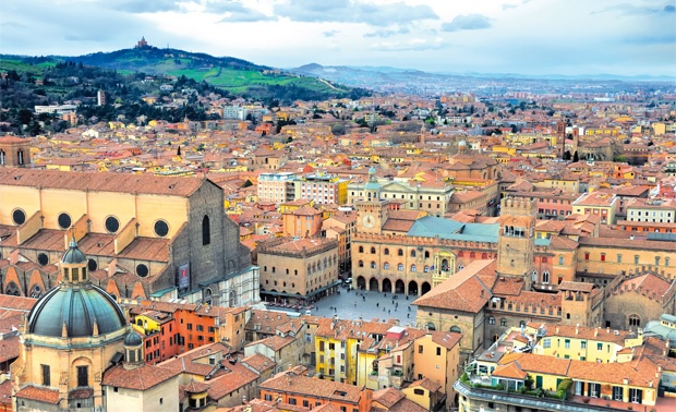 Ravenna, Italy - Check out our Prestige Down Ravenna Collection, named after this charming location!