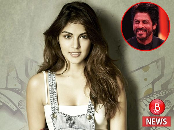 Rhea Chakraborty on Shah Rukh Khan: He has this magnetism to his personality
