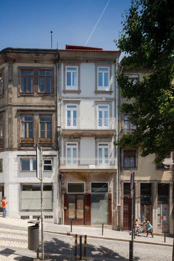 Edifício Santa Teresa - Porto - João Morgado - Fotografia de arquitectura | Architectural Photography