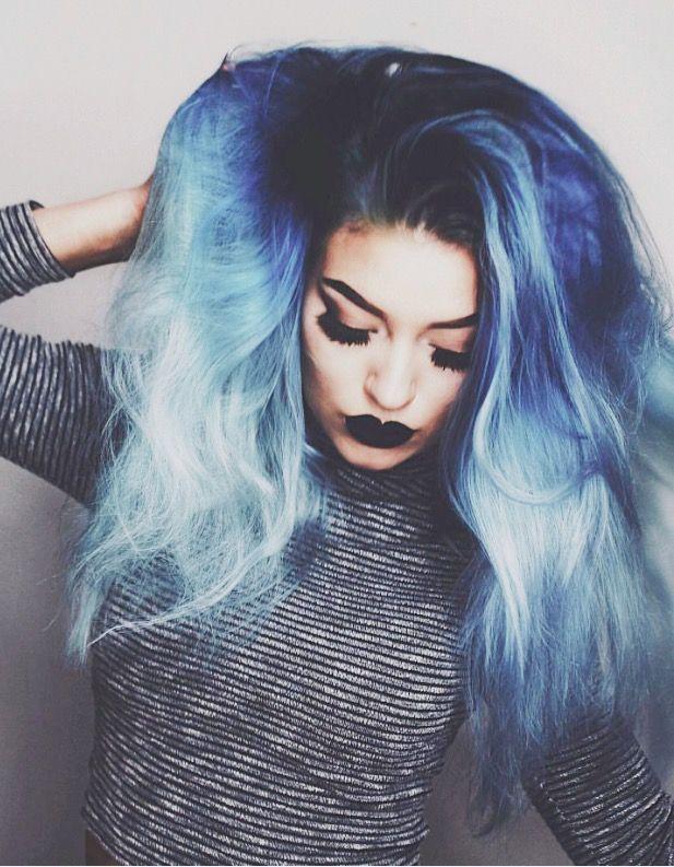 Pin von Smockwajon auf Naomi jonzeck | Dyed hair, Hair ...