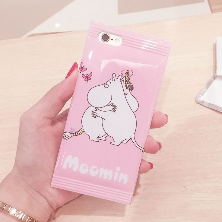 Moomin Candy Phone Case