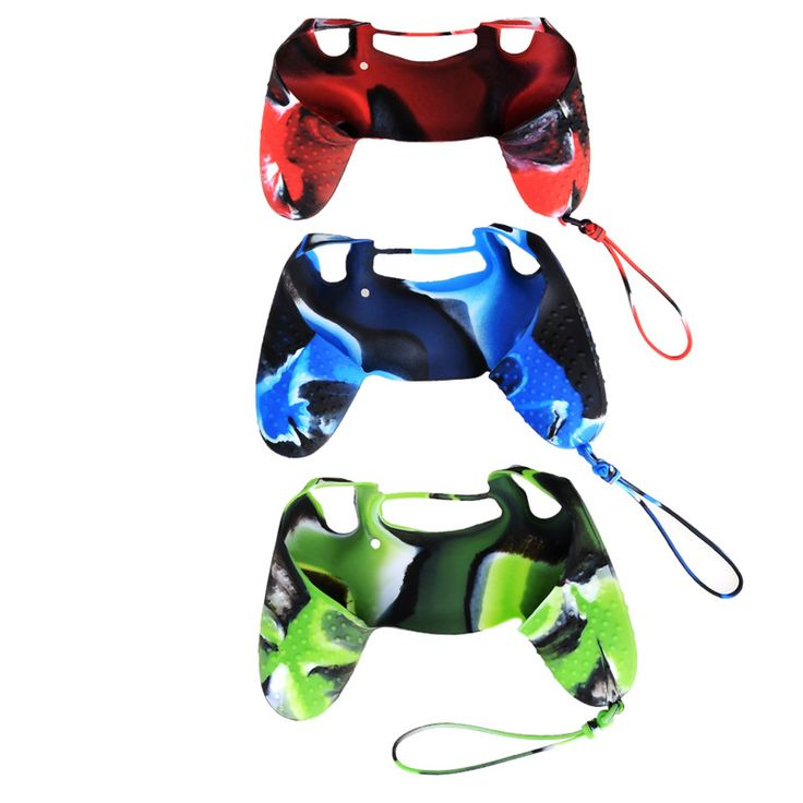 $1.66 (Buy here: https://alitems.com/g/1e8d114494ebda23ff8b16525dc3e8/?i=5&ulp=https%3A%2F%2Fwww.aliexpress.com%2Fitem%2FPS-4-Case-Camouflage-Silicone-Skin-Protective-Soft-Cover-for-PS4-Game-Consoles-PlayStation-4-Controller%2F32717535688.html ) PS 4 Case Camouflage Silicone Skin Protective Soft Cover for PS4 Game Consoles for PlayStation 4 Controller for just $1.66