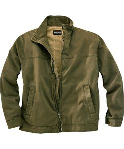 Looking good with a concealed carry...  Men's 44428 Elite Discreet Carry Twill Jacket