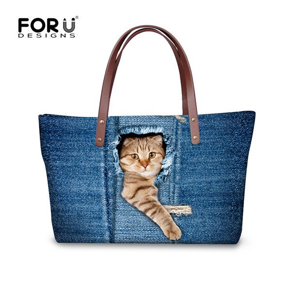 Leopard And Other Animal Print Tote Bags And Many Other Cat Prints
