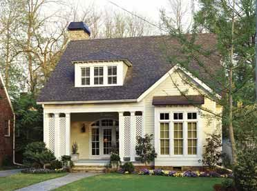 Wonderfullly done home.  Contemporary Home Plans of 2012: Small Cottage House Plans