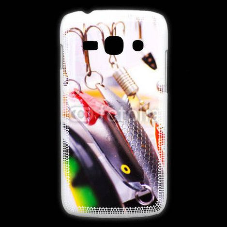 Coque Samsung Galaxy Ace3 Hameçons de pêcheurs