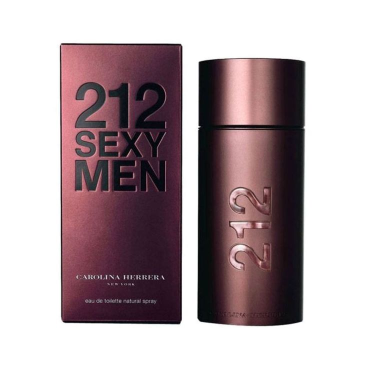 Sexy Men 212 Perfume by Carolina Herrera. Sexy Men 212  was launched in 2006. It is masculine, tactile and has magnetism, just like the 212 Man. Unique shape bottle with more sensual with deep purple color finishing. http://www.zocko.com/z/JJ1rQ