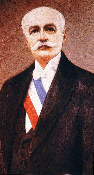 Juan Luis Sanfuentes Andonaegui, Decimoséptimo Presidente de Chile 1915 - 1920