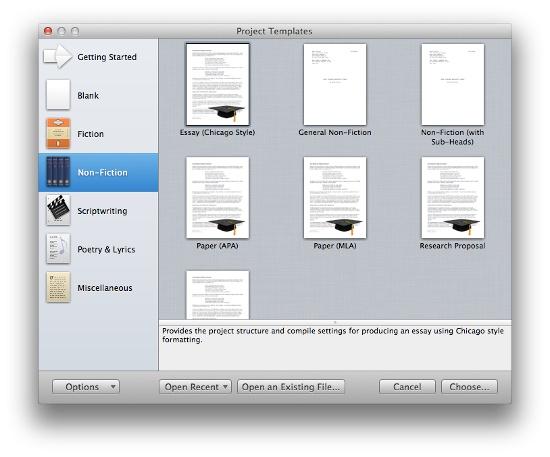 Best Book Writing Software: Word vs. Scrivener