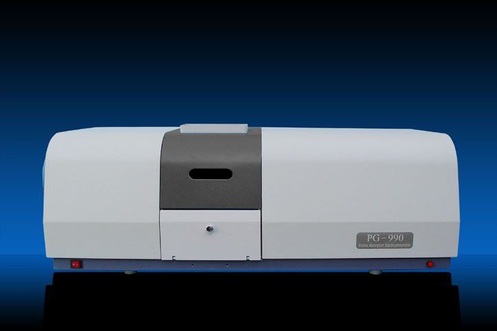 ATOMIC ABSORPTION SPECTROPHOTOMETER $10000~$20000
