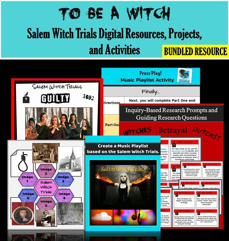 46++ Salem witch trials card game ideas