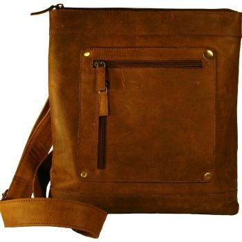 Alberta Fine Leather | Atikameg Tote
