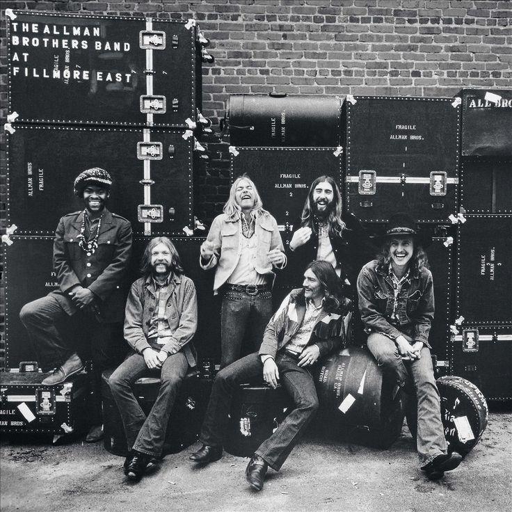 Allman Brothers Band - At Fillmore East (Vinyl)