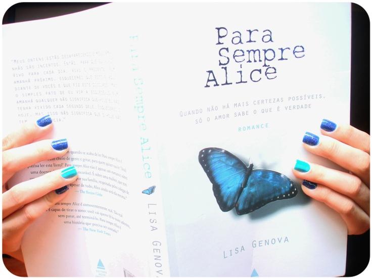 Resenha de PARA SEMPRE ALICE, confira no blog: http://www.delivroemlivro.blogspot.com.br/2013/04/resenha-124-para-sempre-alice-de-lisa.html