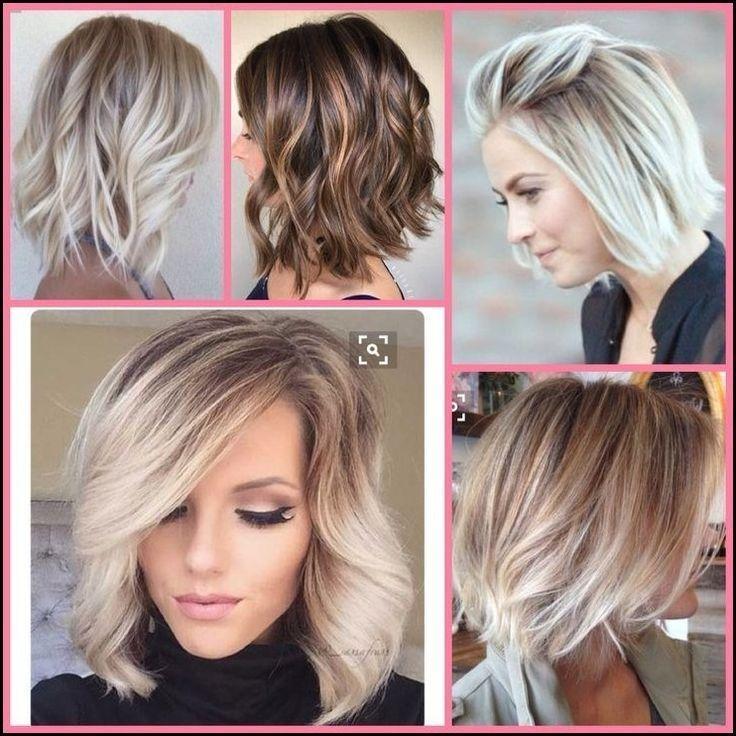 Frisuren damen halblang blond