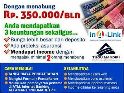 In4link #nabungcerdas #in4link #nabungdigaji