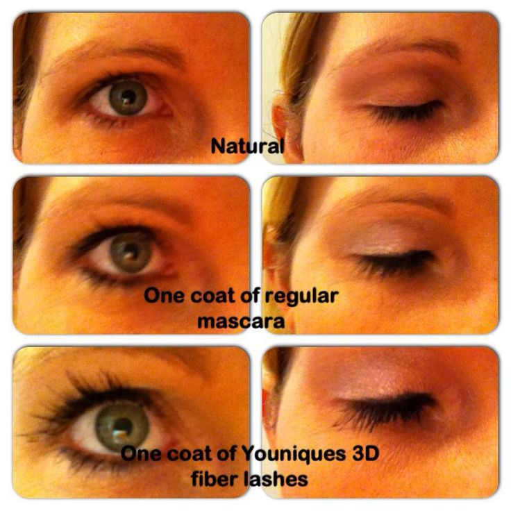 Great mascara made of image here, check it out