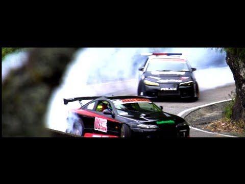 Serra do Rio do Rastro - Police Drift vs Street Drift - YouTube