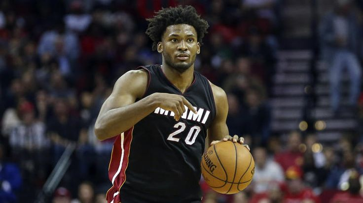 After Bosh news Justise Winslow says the Heat can be his team soon