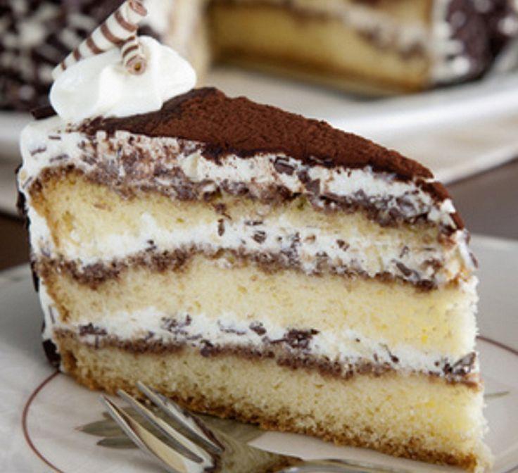 Geheime Rezepte: Tiramisu-Torte