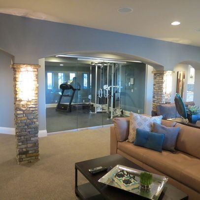 Basement Family Room Design Ideas 30 best basements, dens & man caves images on pinterest   basement
