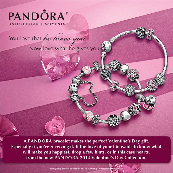 Come to Toad N Willow to check out the 2014 Valentine's Day Collection from Pandora!
