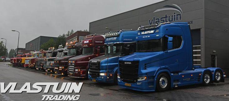 Apresentada na Europa a nova Scania S730T bicudas