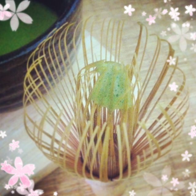 Tea time with Matcha from Shizuoka