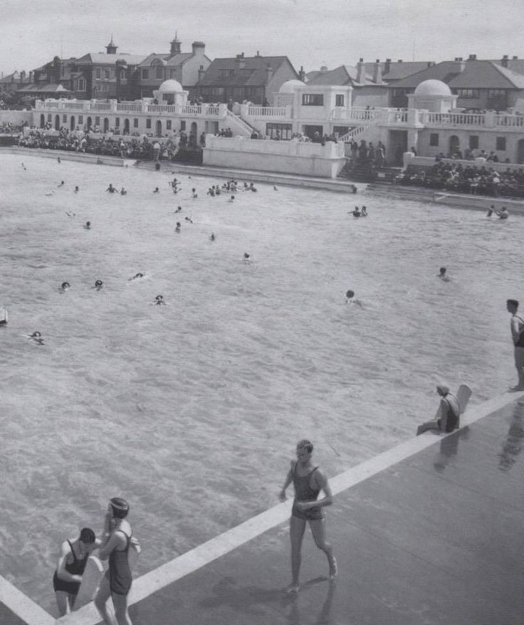 42 Best Images About Wirral Open Air Swimming Pools On
