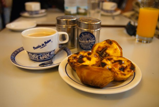 Pasteis de Belem, Best food everrrrr