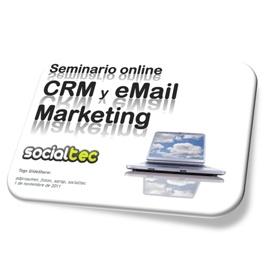 Video-curso: CRM con ZohoCRM y eMail Marketing con MailChimp por $60