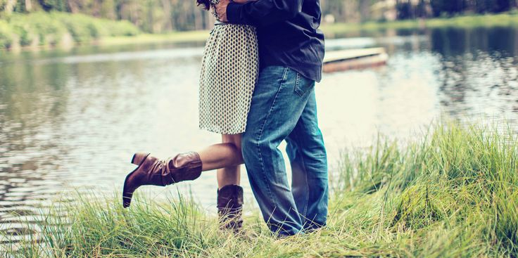 Outdoor Rustic Engagement Photos   photos by http://ritatemplephotography.com   see more http://www.thebridelink.com/blog/2013/06/10/outdoor-rustic-engagement-photos/